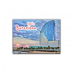 Magnet Barselona 3